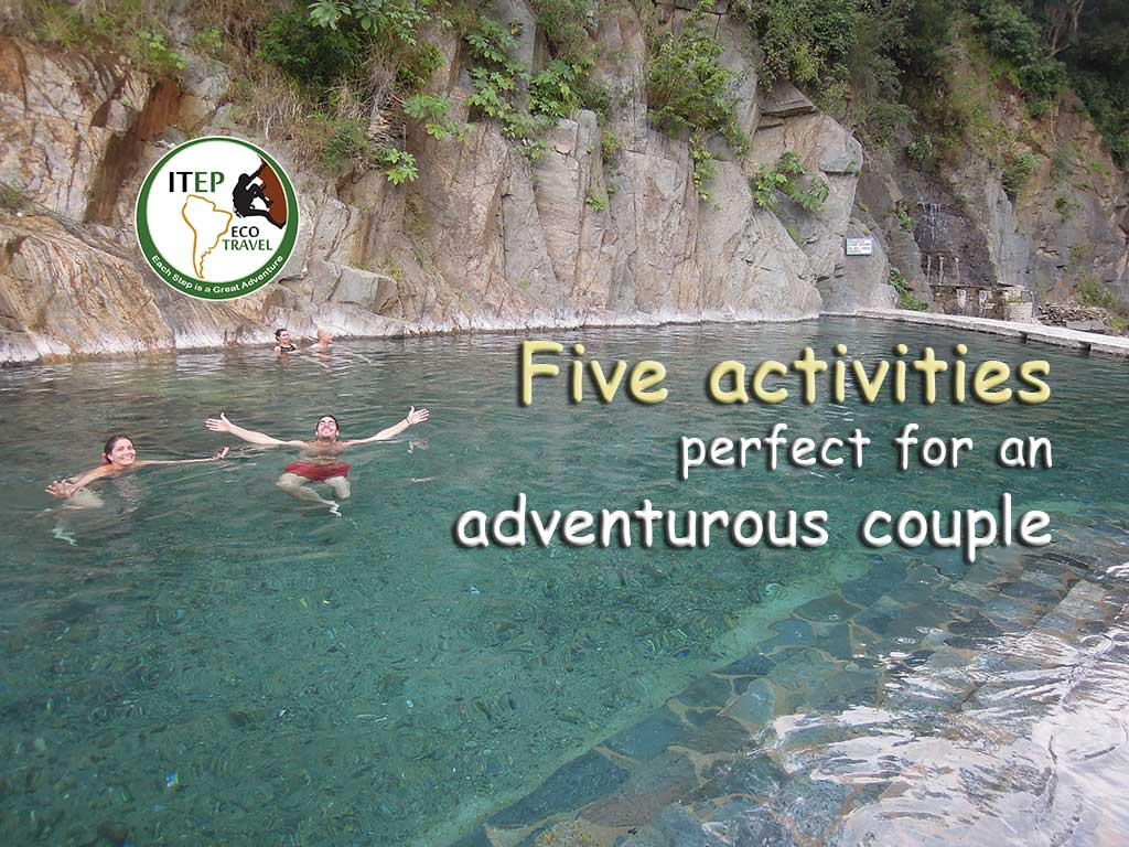 Five activities perfect for an adventurous couple